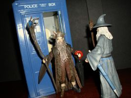 Radagast Who? by CyberDrone