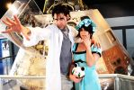The Madness of Kyouma by leonhartcosplay