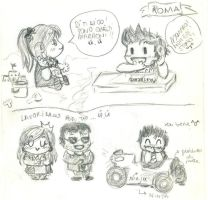 Comic i did this summer by 99scribbles