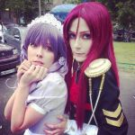 Me and bunny Bodler cosfest by palecardinal