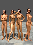 Nude Ashley Williams Skins by anorexianevrosa