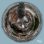 Planet Brussels I by Ornorm