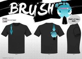 BRUSH by xioxio