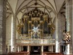 Inside the Cathedral by MisterKrababbel