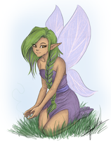 Fairy by urealistisk
