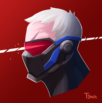 Soldier 76 by Karvidon
