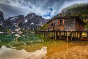 ...lago di braies I... by roblfc1892