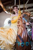 Belle: Carousel-ling by g0N3Morganna