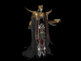 'Might and Magic: Heroes 7' Archlich XPS ONLY!!! by lezisell