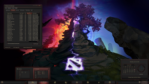 Dota 2 Windows Desktop - last preview by yorgash