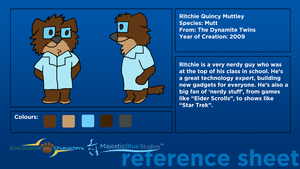 KGC Reference Sheet: Ritchie by JWthaMajestic
