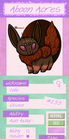 PKMNN - Cole the Eevee by Thalateya