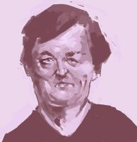 Stephen Fry by JonEastwood