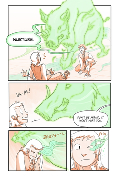 The Literate Ch.2 p10 by TeaDino