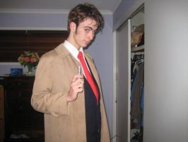 Doctor Who cosplay by blackjack157
