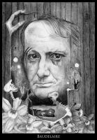 Baudelaire ... by the-surreal-arts