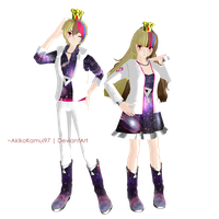 TDA Galaco Male Version and Galaco + Download Link by AkikoKamui97