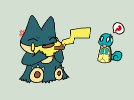 No Munchlax, Don't Eat That