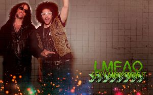 LMFAO's Wallpaper by AreliCyrusBieber