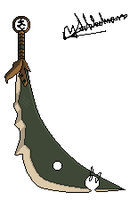 Bandos Scimitar by loki4everfm
