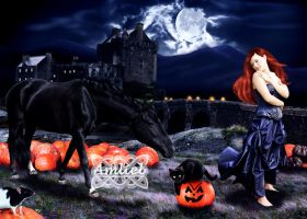 All Hallows Eve by Amliel