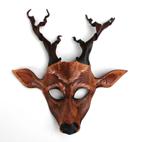 Deer Mask by OakMyth