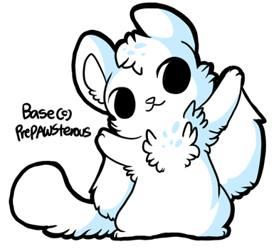 :Free to Use Sugarglider Base: by PrePAWSterous