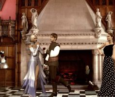 Royal Indiscretion by VisualPoetress