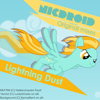 LIGHTNING DUST (NicDroid Original Mix) is Out by NicDroidPH