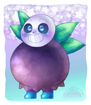 Blueberry  by ScruffyPoop