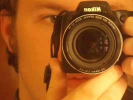 Concept- My Camera and I by ruuk-ve