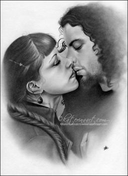First Love by Katerina-Art