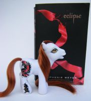 OOAK Twilight MLP Eclipse by eponyart