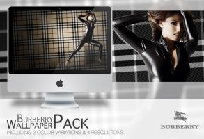 Burberry Wallpaper Pack by duk90