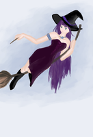 Witch by specialkay-kay