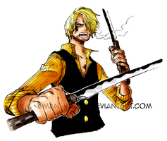the best of Sanji_col by Goldman-Karee
