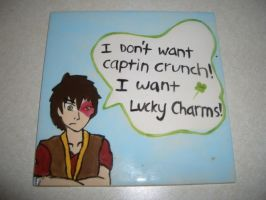 I want Lucky Charms by rayraylovesmikeyway