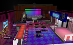 MMD Club OR strip club by amiamy111