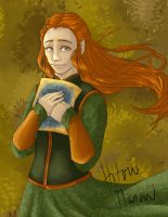 HOBBIT She Is Far Away by HitoriMaron