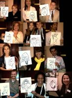 Live Caricatures by DoodleArtStudios