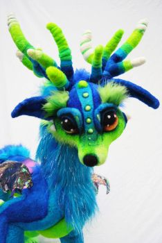 Wolfdragon by Tanglewood-Thicket