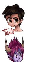 Tom and Marco by KoTBlack09