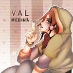 Commision: Val Medina by Mary-Gotika
