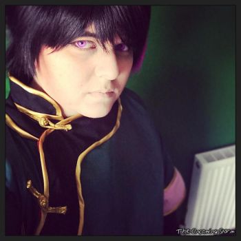 Lie ren preview by The-Oncoming-Storm