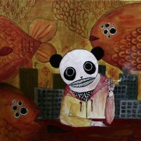 the panda experience II by Ferruti