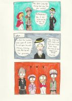Prussia explains Little Red Riding Hood by CaptainAki13