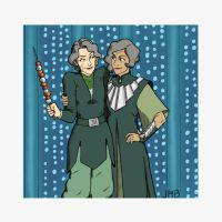 Beifong Sisters by jessehbechtold