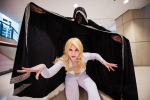 Cloak and Dagger by GothamBeat
