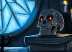 Dresden Files: Bob The Skull by OlieBoldador