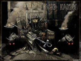 ICED EARTH - 2 by punisherdeath666